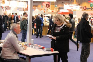 SALON DU LIVRE DE PARIS - 17-20.3.2016